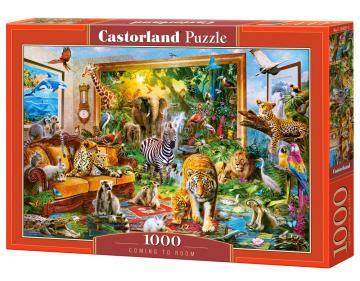 Coming to Room - Puzzle - 1000 Teile · CAS 1043212 ·  Castorland