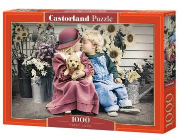 First Love - Puzzle - 1000 Teile · CAS 1044512 ·  Castorland
