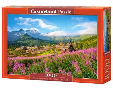 Hala Gsienicowa, Tatras, Poland - Puzzle - 1000 Teile · CAS 1045122 ·  Castorland