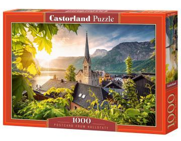 Postcard from Hallstatt - Puzzle - 1000 Teile · CAS 1045432 ·  Castorland