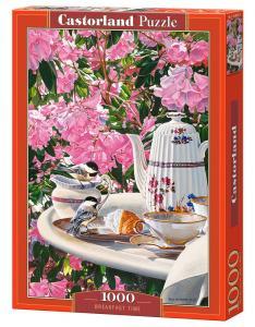Breakfast Time - Puzzle - 1000 Teile · CAS 1046972 ·  Castorland