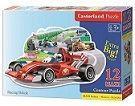 Racing Bolide - Puzzle - 12 Teile maxi · CAS 120208 ·  Castorland