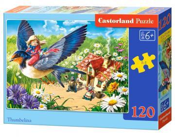 Thumbelina - Puzzle - 120 Teile · CAS 132031 ·  Castorland