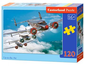 Up in the Air - Puzzle - 120 Teile · CAS 133711 ·  Castorland