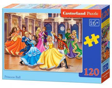 Princess Ball - Puzzle - 120 Teile · CAS 134491 ·  Castorland