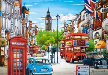 London - Puzzle - 1500 Teile · CAS 1512712 ·  Castorland