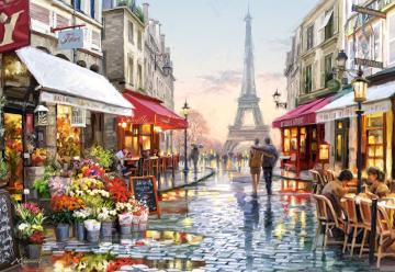 Flower Shop - Puzzle - 1500 Teile · CAS 1512882 ·  Castorland