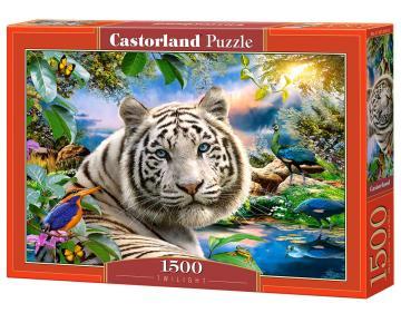 Twilight - Puzzle - 1500 Teile · CAS 1513182 ·  Castorland