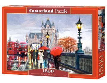 Tower Bridge - Puzzle - 1500 Teile · CAS 1514552 ·  Castorland