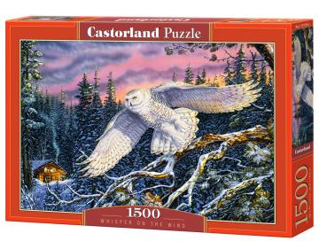 Whisper on the Wind - Puzzle - 1500 Teile · CAS 151554 ·  Castorland