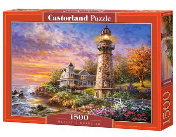 Majestic Guardian - Puzzle - 1500 Teile · CAS 1517902 ·  Castorland
