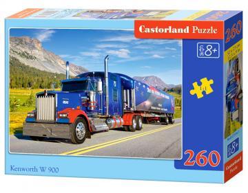 Kenworth W 900, Puzzle - 260 Teile · CAS 273161 ·  Castorland