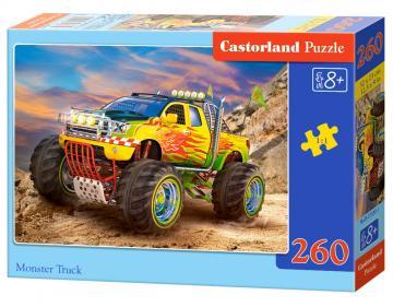 Monster Truck - Puzzle - 260 Teile · CAS 273301 ·  Castorland