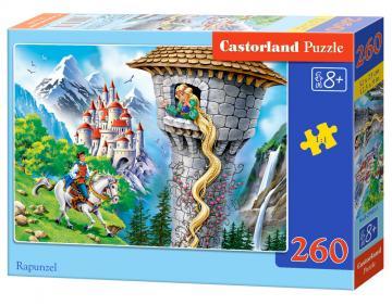 Rapunzel - Puzzle - 260 Teile · CAS 274531 ·  Castorland