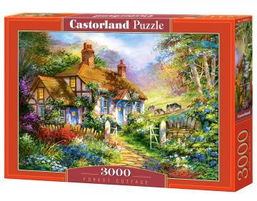 Forest Cottage - Puzzle - 3000 Teile · CAS 3004022 ·  Castorland