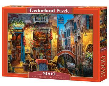 Our Special Place i.Venice - Puzzle 3000 Teile · CAS 3004262 ·  Castorland