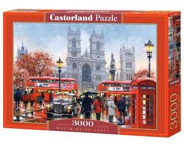 Westminster Abbey - Puzzle - - 3000 Teile · CAS 3004402 ·  Castorland