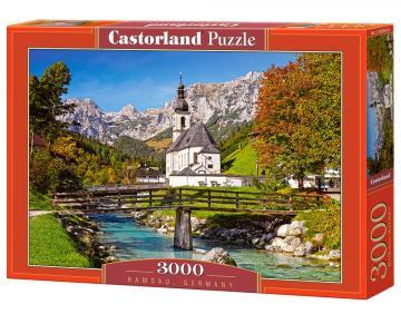 Ramsau, Germany - Puzzle - 3000 Teile · CAS 3004642 ·  Castorland