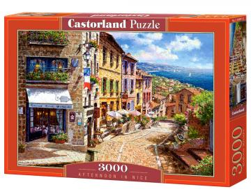 Afternoon in Nice - Puzzle - 3000 Teile · CAS 3004712 ·  Castorland