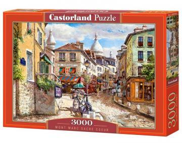 Mont Marc Sacre Coeur - Puzzle - 3000 Teile · CAS 3005182 ·  Castorland