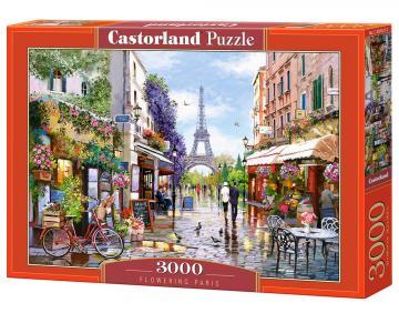Flowering Paris - Puzzle - 3000 Teile · CAS 3005252 ·  Castorland