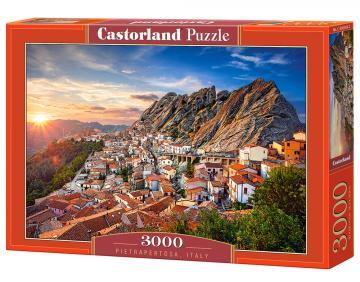 Pietrapertosa, Italy - Puzzle - 3000 Teile · CAS 3005492 ·  Castorland