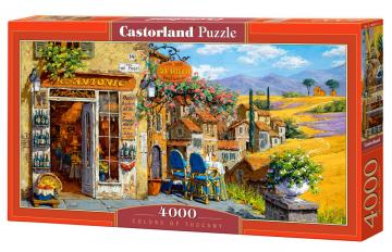 Colors of Tuscany - Puzzle - 4000 Teile · CAS 4001712 ·  Castorland
