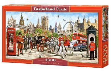 Pride of London - Puzzle - 4000 Teile · CAS 4003002 ·  Castorland