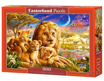 Dawn Pride, Puzzle 500 Teile · CAS 52134 ·  Castorland