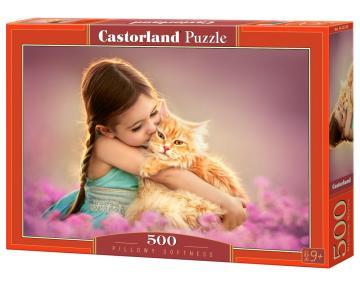 Pillowy Softness - Puzzle - 500 Teile · CAS 52370 ·  Castorland