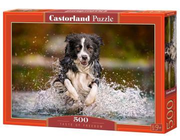 Taste of Freedom - Puzzle - 500 Teile · CAS 52424 ·  Castorland