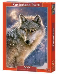 Lone Wolf - Puzzle - 500 Teile · CAS 52431 ·  Castorland