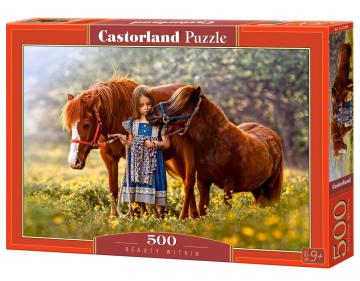 Beauty Within - Puzzle - 500 Teile · CAS 52509 ·  Castorland