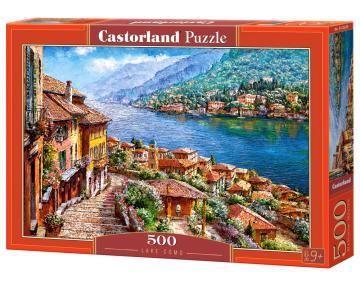 Lake Como - Puzzle - 500 Teile · CAS 52639 ·  Castorland