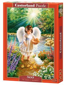 An Angel´s Warmth - Puzzle - 500 Teile · CAS 52844 ·  Castorland