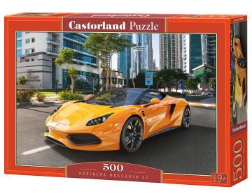 Arrinera Hussarya 33 - Puzzle - 500 Teile · CAS 52950 ·  Castorland