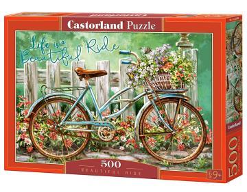 Beautiful Ride - Puzzle - 500 Teile · CAS 52998 ·  Castorland