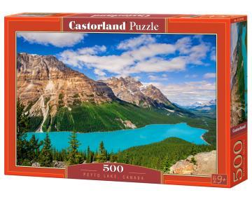 Peyto Lake,Canada - Puzzle - 500 Teile · CAS 53056 ·  Castorland