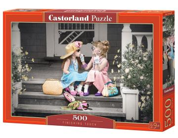 Finishing Touch - Puzzle - 500 Teile · CAS 53247 ·  Castorland