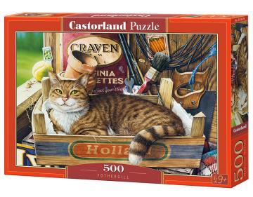 Fothergill - Puzzle - 500 Teile · CAS 53476 ·  Castorland