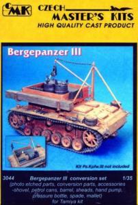 Bergepanzer III - Umbauset · CMK 03044 ·  CMK · 1:35