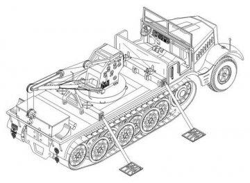Sd.Kfz 9 Bilstein 6 ton - Umbauset · CMK 2002 ·  CMK · 1:72
