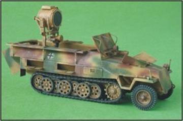Sd.Kfz. 251/20 Ausf. D Uhu · CMK 2014 ·  CMK · 1:72