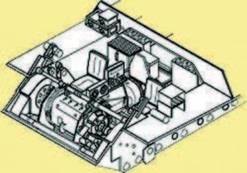Panther Ausf. A/D - Driver set · CMK 2029 ·  CMK · 1:72