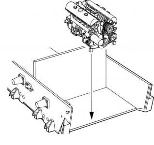 StuG IV - Engine set [Trumpeter] · CMK 2053 ·  CMK · 1:72