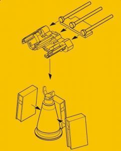 2 cm MG 151/20 Fla Sl 151 (Drilling) · CMK 2059 ·  CMK · 1:72
