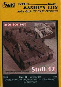 StuH 42 - Interior set [Tamiya] · CMK 3053 ·  CMK · 1:35