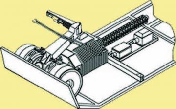 Marder III - Transmission set · CMK 3082 ·  CMK · 1:35