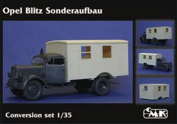 Opel Blitz - Sonderaufbau [Tamiya] · CMK 3101 ·  CMK · 1:35