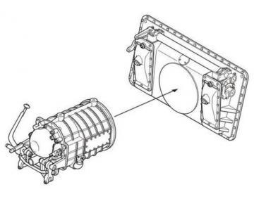 US M4 Sherman series - Transmission · CMK 3122 ·  CMK · 1:35